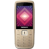 Karbonn K9 Boss (Dual Sim, 2.4 Inch Display, 1750 Mah B