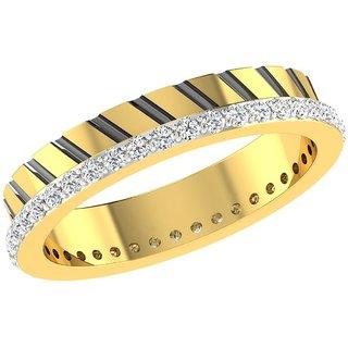 Celenne By Gili 14K Yellow Gold Diamond Ring For Women