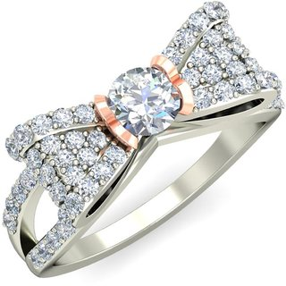 Me-Solitaire 14K Yellow Gold Diamond Ring For Women