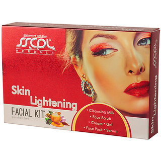 SSCPL HERBALS Skin Lightening Facial Kit (25gm)