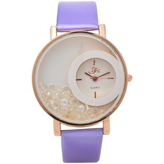 VK SALES SpecialSkyBlue Color Watch For Beautiful Women
