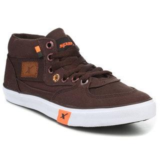 Sparx Men Brown Casual Shoes (SM-301)