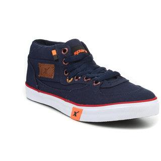 Sparx Men Navy Blue Casual Shoes (SM-301)