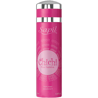Sapil Chichi Deodorant For Women  (Imported From UAE)