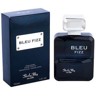 Shirley May Blue Fizz EDT  Perfume for Men