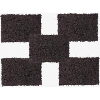 Bathmat Cotton Brown (Karisma-Brown-5)