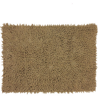 Bathmat Cotton Beige (Karisma-Dark Beige-1)