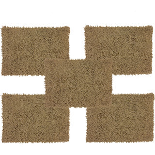 Bathmat Cotton Beige (Karisma-Dark Beige-5)