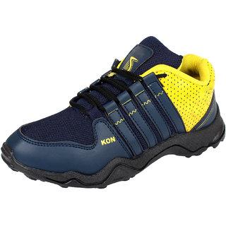 Bersache Blue-647 Men/Boys Sports Shoes (Running Shoes)