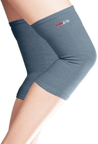 Healthgenie Knee Cap - Pack of 2 - Compression Support for Running, Sports, Joint Pain Relief, AthleticsExtra Large