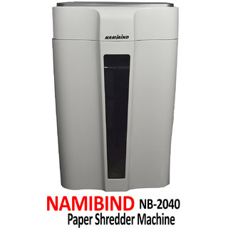 Namibind NB-2040 Paper Shredder Machine