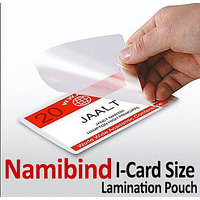 NAMIBIND - I Card 80 x 100mm Lamination Pouch-175 Micron
