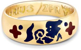 Zodiac Power Ring Aquarius