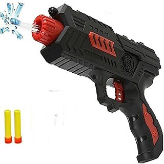 DDH Toy Gun with Jelly Shots  Two Foam Soft Bullets  (Multicolor)