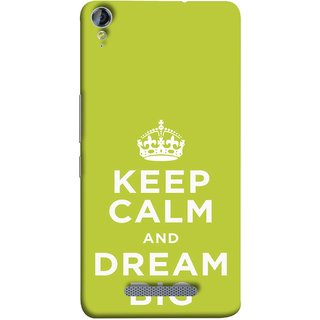 FUSON Designer Back Case Cover for Micromax Canvas Juice 3+ Q394 :: Micromax Canvas Juice 3 Plus Q394 (Beautiful Crown Always Stay Silent And Dream Big To Achieve)