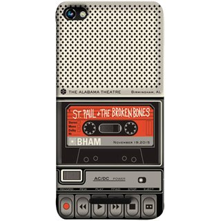 FUSON Designer Back Case Cover for Micromax CanvasHue2A316 (Vintage Alabama Theatre St Paul The Broken Bones )