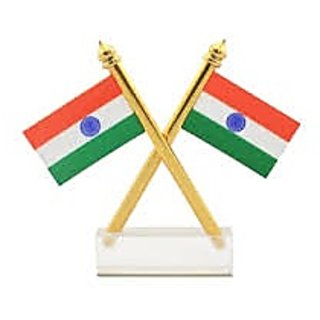 love4ride Indian Flag Use For Office,Car,Home