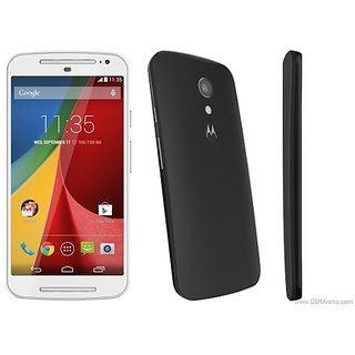 MOTO G2 8 GB /Acceptable Condition/Certified Pre-Owned (3Months Seller Warranty)
