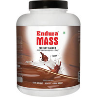 Endura Mass 3Kg Chocolate