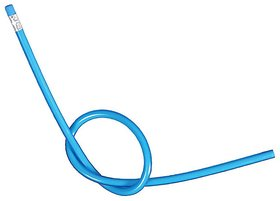 Leilei Blue Flexible Pencil Set of 10