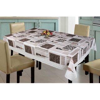 Katwa Clasic - 54 x 78 Inches Printed Opac WRF-Series Table Cover (POWRF-02)