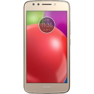Motorola Moto E4 (2 GB, 16 GB, Blush Gold)
