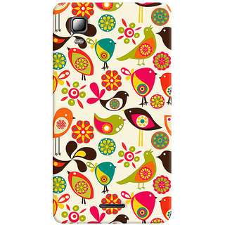 Sketchfab Bird Pattern PREMIUM LATEST DESIGNER PRINTED COVER SERIES For Micromax A102 Canvas Doodle 3 Mobile Phone With PROTECTIVE SLIM LIGHT HARD MATTE FINISH BACK CASE And EMBEDDED Features