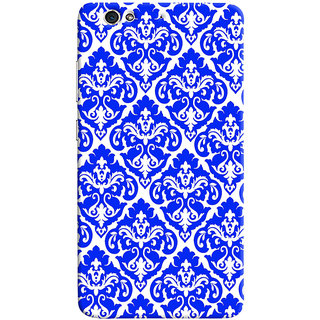Sketchfab Blue Pattern PREMIUM LATEST DESIGNER PRINTED COVER SERIES For Gionee S6 Mobile Phone With PROTECTIVE SLIM LIGHT HARD MATTE FINISH BACK CASE And EMBEDDED Features