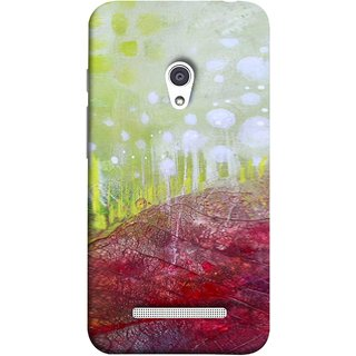 FUSON Designer Back Case Cover For Asus Zenfone 5 A501CG (Lot Of Colours For Hall Bedroom Painting Intresting )