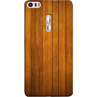 FUSON Designer Back Case Cover For Asus Zenfone 3 Ultra ZU680KL (6.8 Inch Phablet) (Unique Wooden Pine Background Vintage Table Tiles)