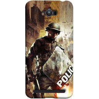 FUSON Designer Back Case Cover For Asus Zenfone Max ZC550KL :: Asus Zenfone Max ZC550KL 2016 :: Asus Zenfone Max ZC550KL 6A076IN (Photograph Movie Scene Anti Terror Sqad Attacks )