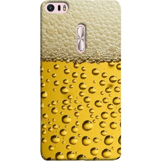 FUSON Designer Back Case Cover For Asus Zenfone 3 Ultra ZU680KL (6.8 Inch Phablet) (Party Friendship Yaro Ki Mahfil Cold Chilled Beer Glass )