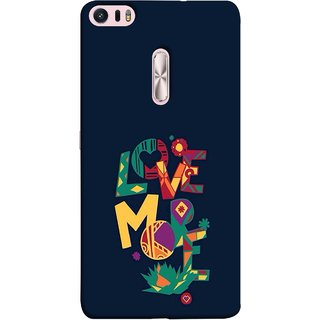 FUSON Designer Back Case Cover For Asus Zenfone 3 Ultra ZU680KL (6.8 Inch Phablet) (I Love You Always Lovers Valentine Hearts Kiss )