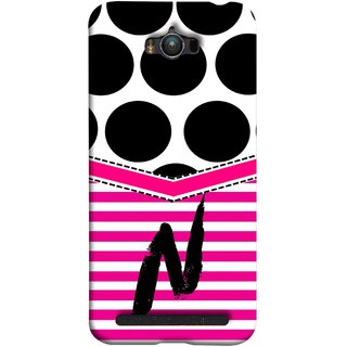 FUSON Designer Back Case Cover For Asus Zenfone Max ZC550KL :: Asus Zenfone Max ZC550KL 2016 :: Asus Zenfone Max ZC550KL 6A076IN (Beautiful Cute Nice Couples Pink Design Paper Girly N)