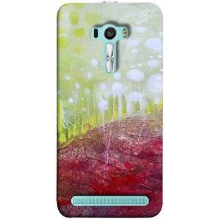 FUSON Designer Back Case Cover For Asus Zenfone Selfie ZD551KL (Lot Of Colours For Hall Bedroom Painting Intresting )