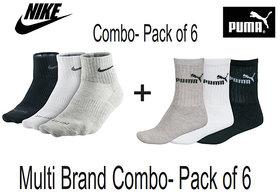Branded Men Ankle Socks By 99Roadstar ( pair of 6 )