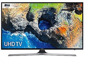 Unboxed Samsung 139.7 cm (55 Inches ) UA55MU6100 Ultra HD 4K LED Smart TV With Wi-Fi Direct