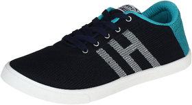 Earton Men Black-680 Sports Running Shoes