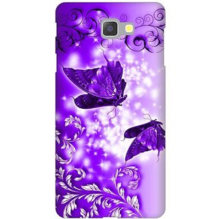 Akogare 3D Back Cover For Samsung Galaxy On  Nxt BAESNXT1682