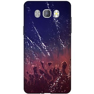 Akogare 3D Back Cover For Samsung Galaxy On 8 BAESON81629