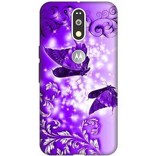 Akogare 3D Back Cover For Motorola Moto G4 Plus BAEMG4P1430