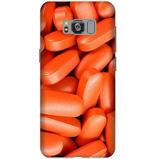 Akogare 3D Back Cover For Samsung Galaxy S8 BAESS81357