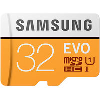 Samsung EVO  Grade 3,   (Pack of 2)