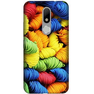 Akogare 3D Back Cover For Motorola Moto M BAEMOM1360