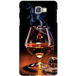 Akogare 3D Back Cover For Samsung Galaxy On  Nxt BAESNXT1647