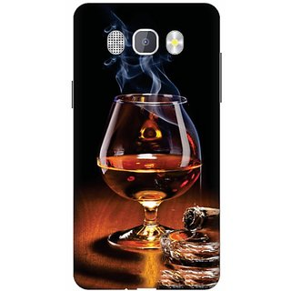 Akogare 3D Back Cover For Samsung Galaxy On 8 BAESON81647