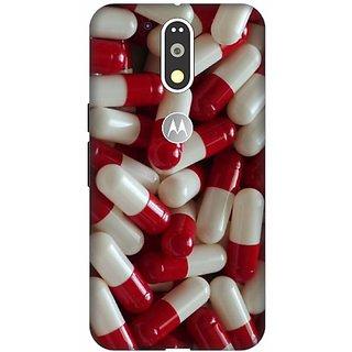 Akogare 3D Back Cover For Motorola Moto G4 Plus BAEMG4P1067