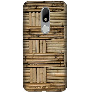 Akogare 3D Back Cover For Motorola Moto M BAEMOM1684