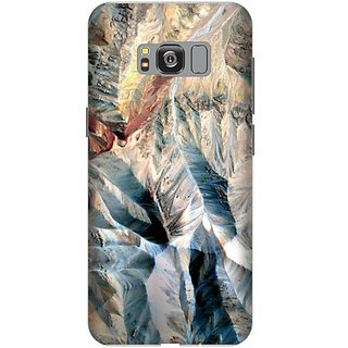 Akogare 3D Back Cover For Samsung Galaxy S8 BAESS81659