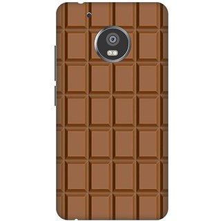 Akogare 3D Back Cover For Motorola Moto G5 Plus BAEMOG51648